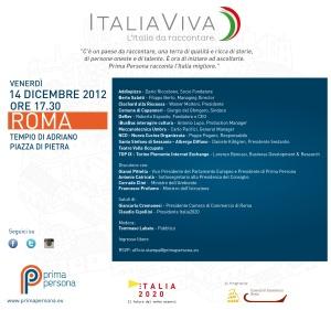 invito - 14dic - ItaliaViva